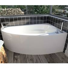 Tiling A Bathtub Skirt by Wind Corner Soaking Tub Wi60 By Neptune Yliving