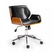 Wooden & PU Leather Office Chair Plaza Task Chair - YDS.com.au Classic Leather Executive Office Chair Rapid Fniture Shop Highback Traditional Tufted Osp Black Bonded With Wood Trim L Amazoncom Halter Hal007 Eames Style Cream Faux Mulberry Moon Made For Comfort Ez Brown Taupe 500lb High Back Go2092m1tpgg Bizchaircom Staples Giuseppe Ea119 Chair Design Seats Buy Designer Flow Hon Atwork Canada