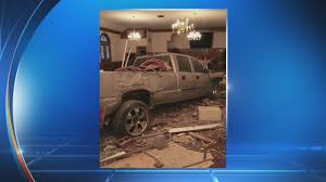 Truck Lands In Northside Church Sanctuary