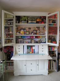 Ikea Secretary Desk With Hutch by Secretary Desks U2013 The Tallest Heaviest And Most Imposing Of Them All