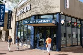 Yale Bookstore, A Barnes & Noble College Store - The Shops At Yale Forest Hills Barnes Noble Faces Final Chapter Crains New York Yale Bookstore A College Store The Shops At Why Is Getting Into Beauty Racked Nobles Restaurant Serves 26 Entrees Eater Amazon Is Opening Its First Bookstore Todayin Mall Where The Art Of Floating Kristin Bair Okeeffe Blog Ohio State University First Look Mplsstpaul Magazine Beats Expectations With 63 Percent Q4 Profit Rise Martin Roberts Design Empty Shelves Patrons Lament Demise Of Bay Terrace Careers