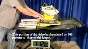 Ridgid Tile Saw Wts2000l by Lackmond Beast 10 U0027 Wet Tile Saw Youtube Youtuber Utube Youtub