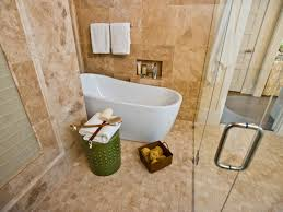 Rustic Bathtub Tile Surround by Drop In Bathtub Design Ideas Pictures U0026 Tips From Hgtv Hgtv