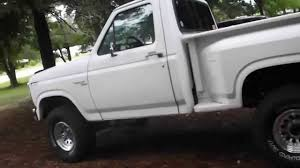 100 Ford Truck 1980 Ford Ranger 4x4 F150 Video Walk Around And Start Up YouTube