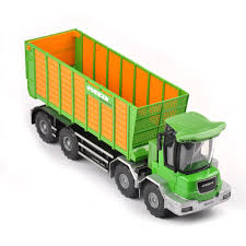 100 Toy Farm Trucks And Trailers 132 Scale Er Tools Green Truck Model Alloy Diecast Vehicles S
