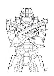 Printable Pictures Halo Coloring Pages 58 About Remodel Coloring