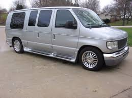 2005 Ford E Series Van For Sale On Craigslist
