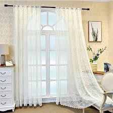 transparente gardine modern zebra muster für schlafzimmer