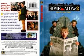 Home Alone 2 Lost in New York dvd cover 1992 R1