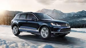 2017 Volkswagen Touareg Faulkner VW