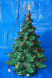ceramic tree with lights ceramic