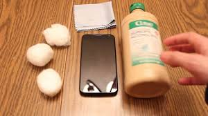 BEST WAY TO CLEAN YOUR SMARTPHONE SCREEN FOR FREE 2017