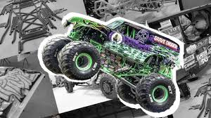 Monster Mash: This Is What Makes A Monster Truck Tick
