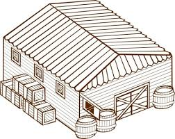 Warehouse Free Vector Download 43 For Commercial Use
