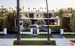 104 Beverly Hills Modern Homes 45 Million New Build In California Of The Rich