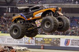 Monster Trucks Hit UAE This Weekend (video) - Motoring Middle East ... Jurassic Attack Monster Trucks Wiki Fandom Powered By Wikia Grave Digger Truck Wikiwand Jam Energy Vs Lucas Oil Crusader Truck 2013 Photos Allmonstercom Amazoncom Creativity For Kids Custom Shop Mini Sema Youtube Indianapolis 2017 Fs1 Championship Series East Now Thats A Big The Northern Circuit Bigfoot Guinness World Records Longest Ramp Jump San Antonio Sunday Wallpapers