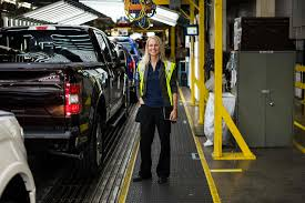 Meet The Woman In Charge Of Building The Best-Selling Pickup Truck ... Michigan Supplier Fire Idles 4000 At Ford Truck Plant In Dearborn Tops Resurgent Us Car Industry 2013 Sales Results Show The Could Reopen Two Plants Next Friday F150 Chassis Go Through Assembly Fords Video Inside Resigned To See How The 2015 F Announces Plan To Cut Production Save Costs Photos And Ripping Up History Truck Doors For Allnew Await Takes Costly Gamble On Launch Of Its Pickup Toledo Blade Plant Vision Sustainable Manufacturing Restarts Production