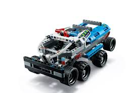 100 Lego Remote Control Truck LEGO Technic Getaway 42090 Model Car 5702016369359