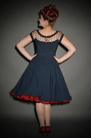 Alika Dress In Navy