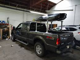 Yakima & Thule Racks For Car And Bike | Trailer Hitches Sale/Rentals ... Thule 500xtb Xsporter Pro Height Adjustable Alinum Truck Bed Rack Roof Lovequilts 2008 Nissan Frontier Se Crew Cab 4x4 Photo Canada With Tonneau Cover Ladder Es For Sale 500xt System What Does Your Sup Carrying Vehicle Look Like Board Kayak Racks That Work Covers Homemade Amazoncom Multiheight Tepui Kukenam Xl Ruggized Top Tent Installed On