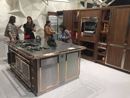 View In Gallery Bespoke And Classy Kitchen Range From La Cornue At EuroCucina 2016