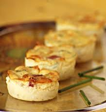 mini quiches sans pâte aux lardons et courgette les meilleures