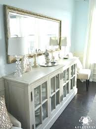 Decorating Dining Room Buffets And Sideboards Blogrollr