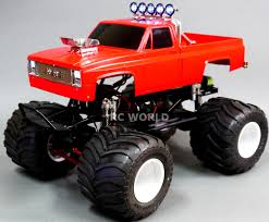 100 4wd Truck Axial SCX10 110th RC MONSTER TRUCK Chevy Pickup 4WD Rock Crawler