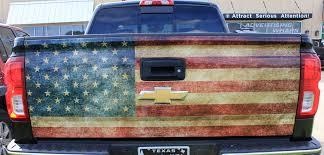 100 Truck Tailgate Decals Rustic American Flag Wrap Ideas Custom Flag Decal American