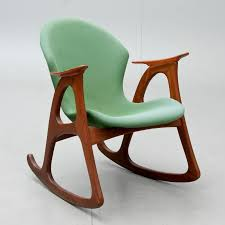 Nordiska Style: Danish Teak Rocking Chair Danish Modern Mid Century Rocking Chair By Selig At 1stdibs By Georg Jsen For Kubus Viesso Soren Whosale Chairs Living Room Fniture George Oliver Dominik Wayfair Masaya Co Amador Wayfairca Plastic Black Harmony Belianicz Cado Rocking Chair In Rosewood And Leather Ole Wanscher