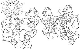 Care Bears Coloring Book Smart Reviews Cool Stuff 380159 Pages For Free 2015