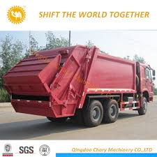China HOWO 6X4 290HP Compression Refuse Truck Garbage Truck Photos ...