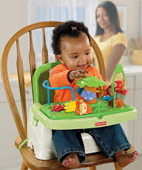 Booster Seat For Toddlers When Eating by Portable Snack With Toy Play Tray On Fisher Price Toddler Booster
