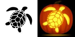 Pumpkin Carving Minion by Free Sea Turtle Pumpkin Stencil
