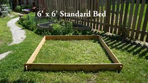 Five New Ve able Garden Box Kits