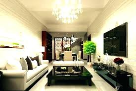 Combined Living Room Dining Combination Layout