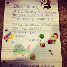 26 Adorable Letters To Santa