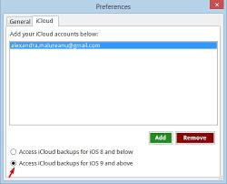 Download iOS 9 iCloud backup data iPhone Backup Extractor Blog