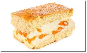 mandarinen quark kuchen