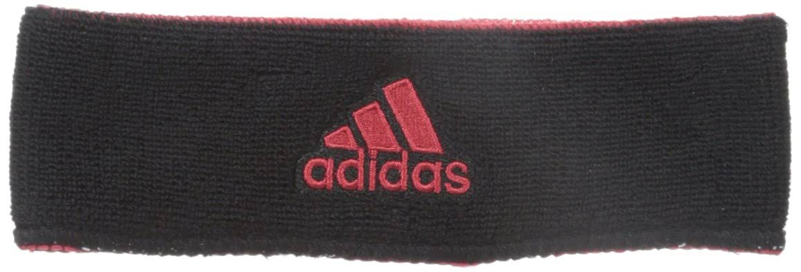 Adidas Interval Reversible Headband - Black/Red