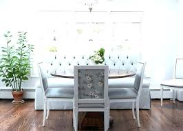 Kitchen Table Benches With Backs Upholstered Dining Room Impressive Bench Back And Fine