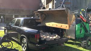 2017 Honda Ridgeline amazing cargo bed