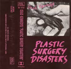 Dead Kennedys Halloween by Dead Kennedys Plastic Surgery Disasters Cassette Album At Discogs