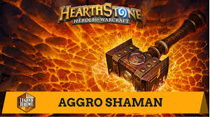 Overload Shaman Deck Frozen Throne by Hearthstone Aggro Face Shaman 1 Youtube