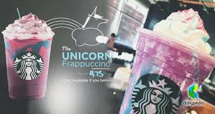 Heads Up Unicorn Lovers Starbucks Might Release A Themed Frappe