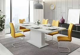 esstisch wohnzimmer esszimmer modern kollektion design