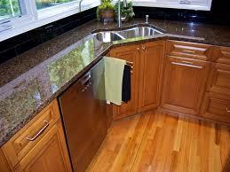 Blind Corner Kitchen Cabinet Ideas by Bathroom Alluring Amazing Corner Kitchen Sink Cabinet Storage