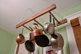How to Make a Pot Rack 7 Easy Ideas