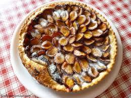 dessert aux quetsches recette tarte aux quetsches et poudre d amande recette iterroir