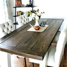 Farmhouse Style Table Mesmerizing Dining Farm Room